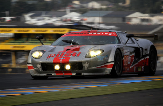 Le Mans Flashback: 2011, Robertson's Podium in Ford GT - Sportscar365