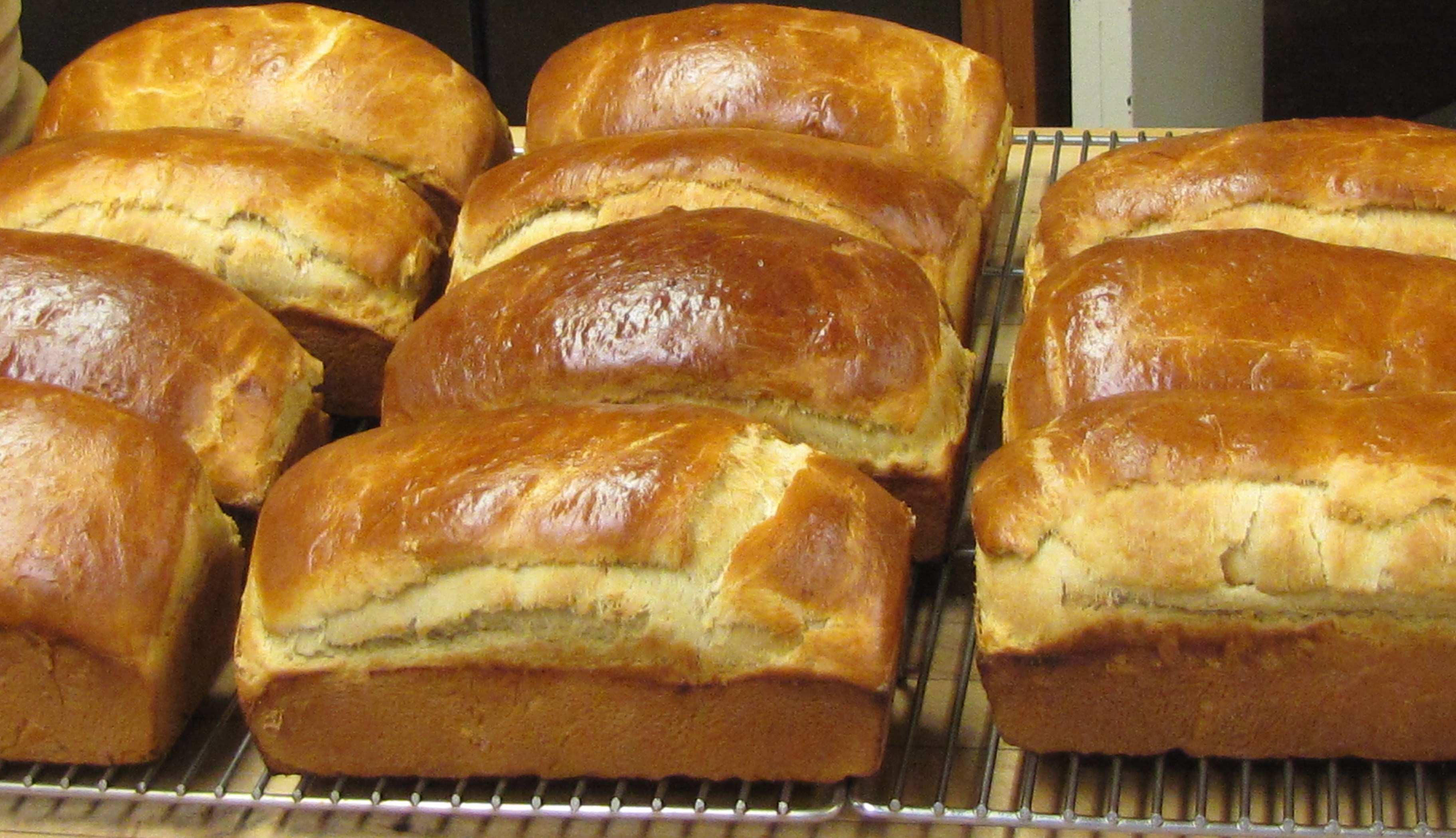 Portuguese Sweet Bread | Recipes from a Monastery Kitchen