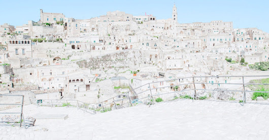 Stunning Photos of Matera's Cave Dwellings and Historic Architecture