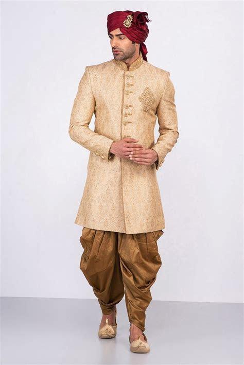 Elegant Indian Groom Wedding Dress   AxiMedia.com