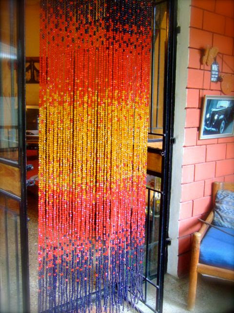 Beaded Curtains Interior Design Door Curtains Partitions Room Divider