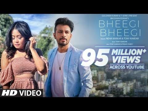 भीगी भीगी Bheegi Bheegi Lyrics in Hindi – Neha Kakkar, Tony Kakkar