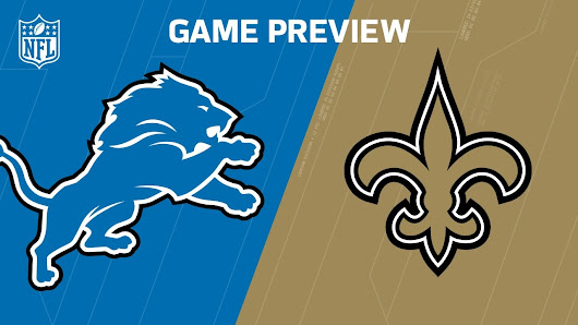 Lions vs. Saints (Week 13 Preview) | Around the NFL Podcast | NFL - YouTube