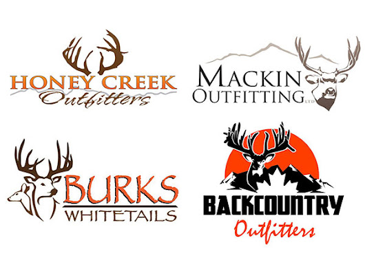 30 Awesome Custom Deer Logos Designed by 3plains