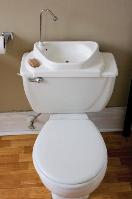 Sink and toilet bo What do you think d by