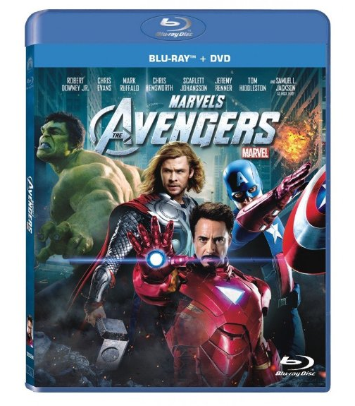 Stocking Stuffer Idea: Marvel's The Avengers Two-Disc Blu-ray & DVD Combo Just $9.96 (down from $39.99)!