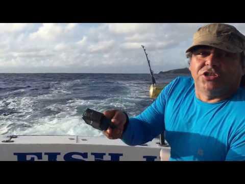 Pescaria em Fernando de Noronha