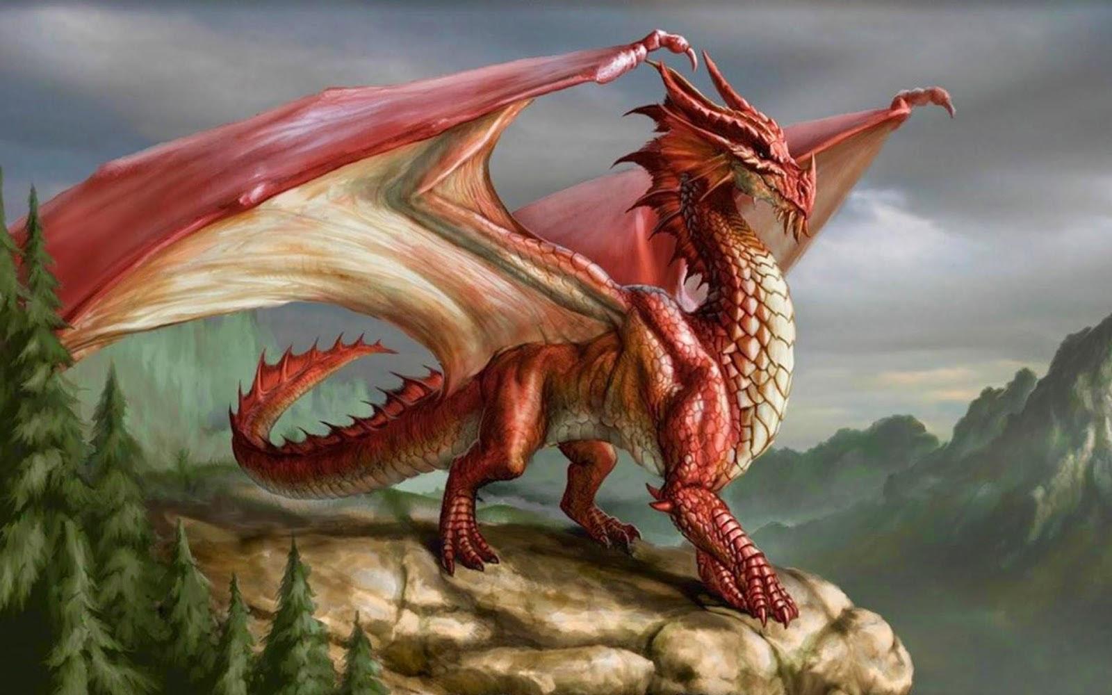 Resultado de imagen de Erelim, dragón del Fuego