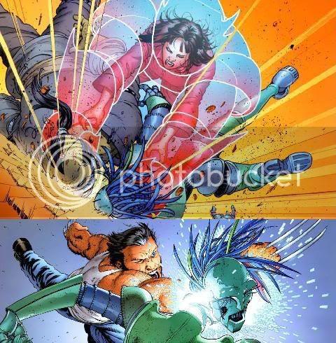 Wolverine e Hisako