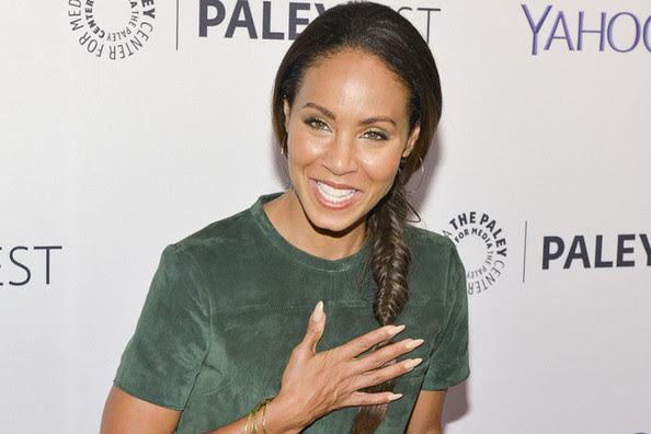 Jada Pinkett Smith's Fishtail Braid