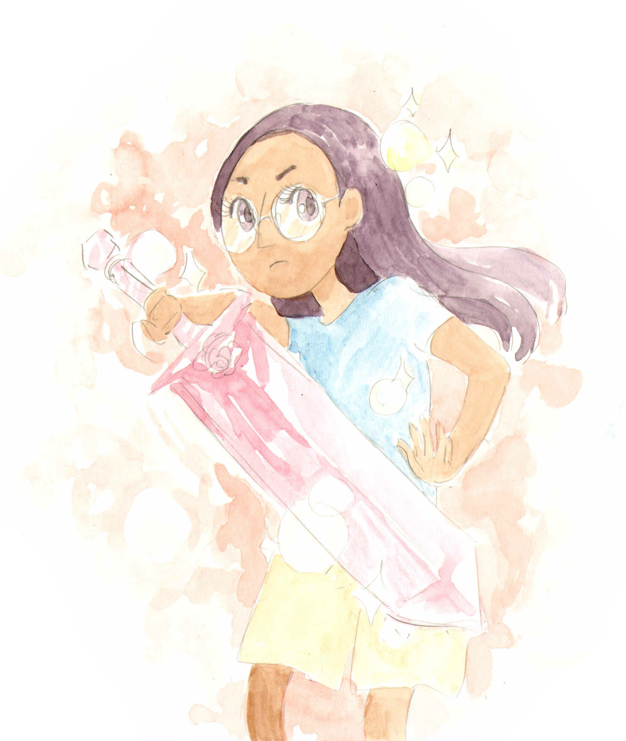 Connie & Amethyst are probably opposite people.