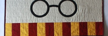 Harry Potter Baby Quilt Pattern