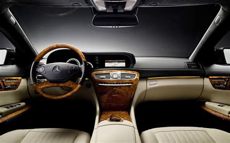 Luxury Car Interior Wallpaper #6885610