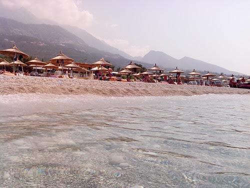 Drimadhas Beach by Ylbert Durishti