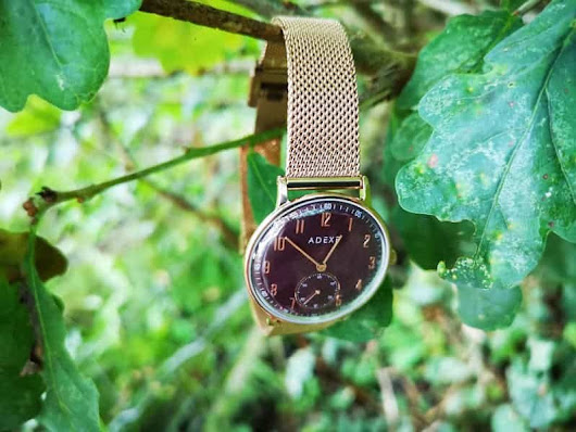 Adexe Watches: Your Time is Now - A Cornish Mum