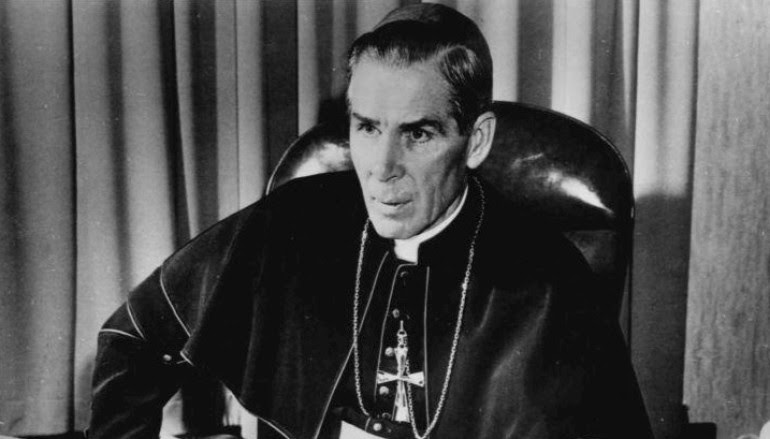 Things Accelerate Toward the End – Prophecy of Archbishop Fulton Sheen