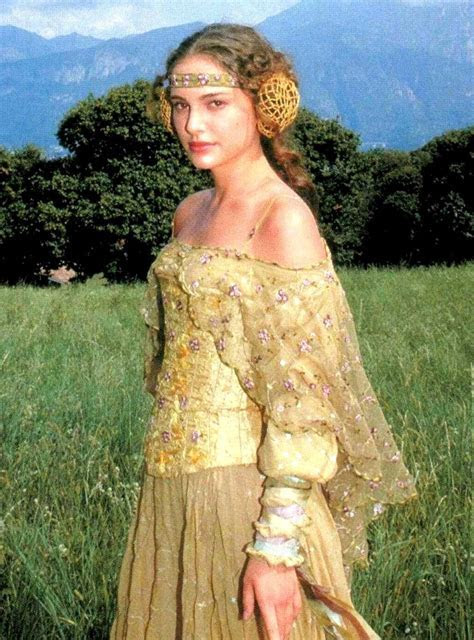 Princess Amidala's picnic gown from Star Wars   My Fantasy