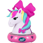 Jojo Siwa Unicorn Night Light Girls Room Decor Accessory