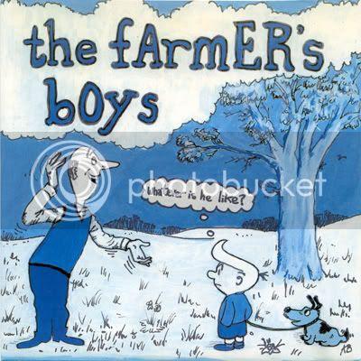 Farmer's Boys - Whatever is He Like?