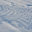 New Trampled Snow Art from Simon Beck | Colossal