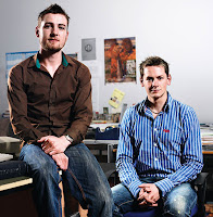 The Big Word Project - Paddy Donnelly and Lee Munroe - (image from Wired)