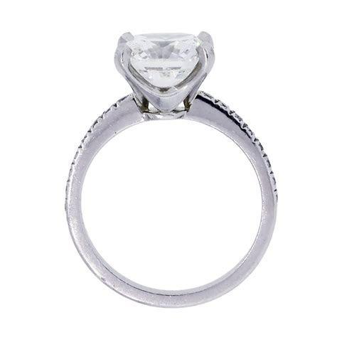 Tiffany & Co. Rings NOVO Square Cushion Diamond Engagement