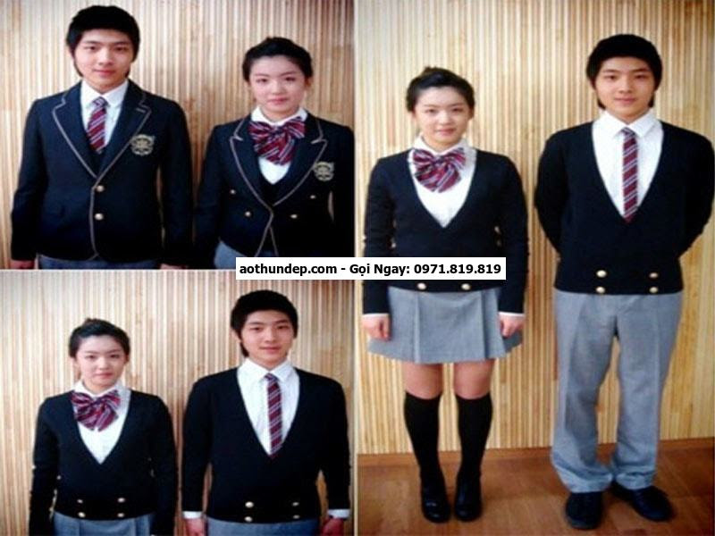 ua đồng phục học sinh tiểu học