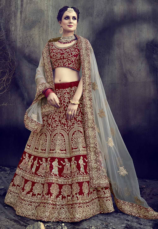 Tips to Keep in Mind Before Buying a Wedding Lehenga