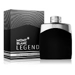 Mont Blanc Legend For Men EDT Spray By Mont Blanc, 3.3 Oz