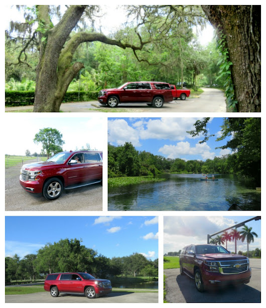 Florida Road Trip in the Chevy Suburban 2016 - Bella Vida by Letty