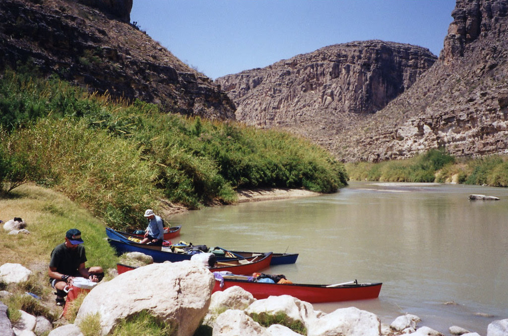 On the Rio Grande