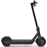 Ninebot KickScooter MAX by Segway, Folding Electric KickScooter, 40 Miles Range, Max Speed 18.6 MPH, Fast Charging Battery (Dark Grey)