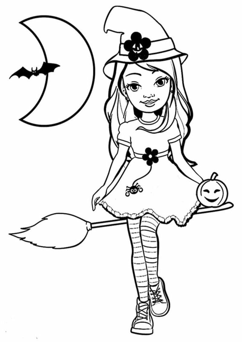 ausmalbilder halloween kürbis - Ausmalbilder
