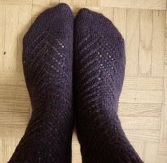 Itean Socks Pattern (PDF)