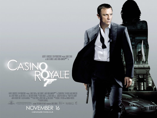Casino Royale in concert at the Royal Albert Hall | The James Bond Dossier