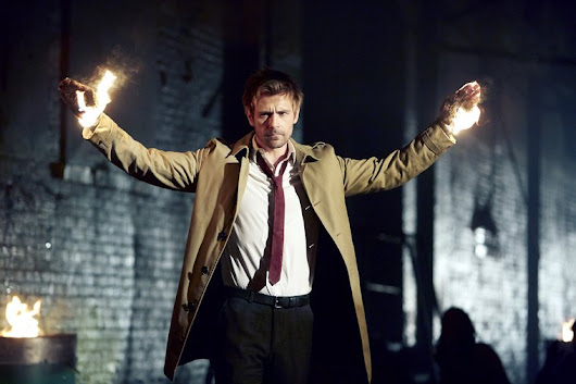 Constantine TV Review