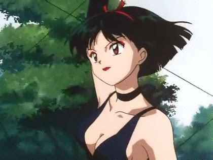 yura inuyashagif inuyasha en  aesthetic anime