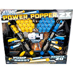 Hog Wild Atomic Power Popper 2-Pack with 84 Balls