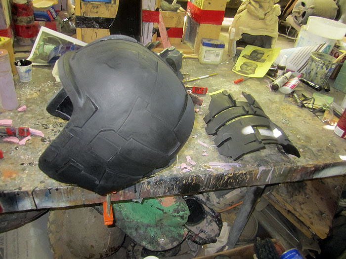 Isaac faceshield first cast08