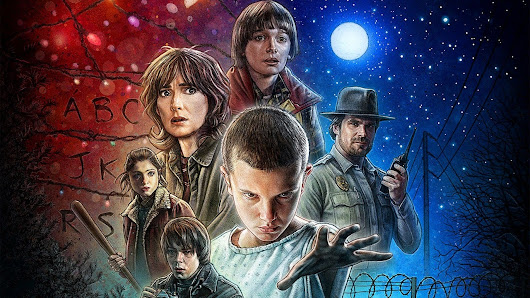 Netflix Releases New Stranger Things Trailer and Poster  - IGN