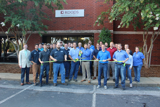 Koops is Excited to Open its New South Carolina Facility