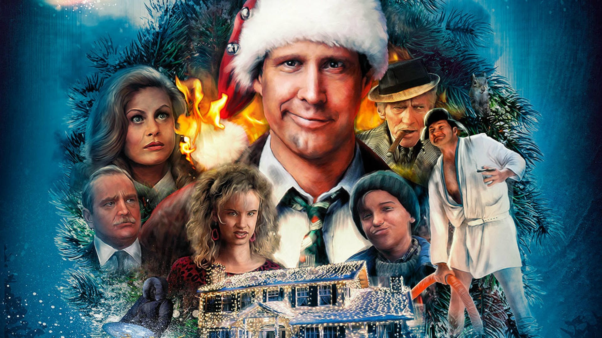 National Lampoons Christmas Vacation Wallpaper (78+ images)