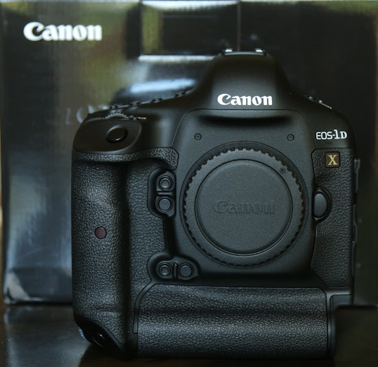 Canon EOS-1D X purchased from CameraLensRentals.com
