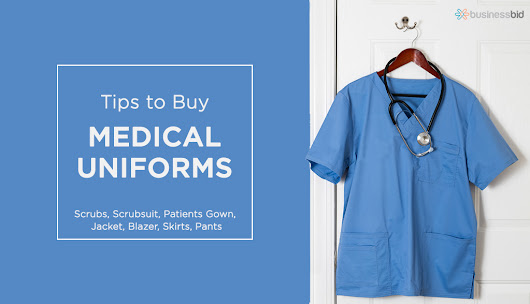 Nursing Uniforms: Tips to Buy the Right Medical Scrubs
