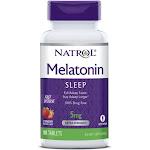 Natrol Fast Dissolve Melatonin 5 mg Tablets, Strawberry 90 ea by Pharmapacks