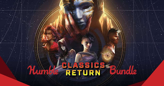 [Humble Bundle] Classics Return Bundle [Steam] - mydealz.de