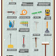 [Infographic] 50 Tools Every Home Owner Must Have | Infographic, 50th and Woodworking
