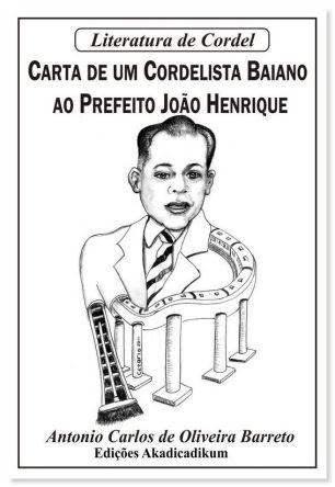 Cordel de Antonio Barreto
