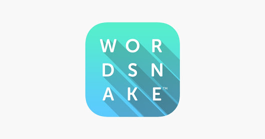 WordSnake game on the App Store