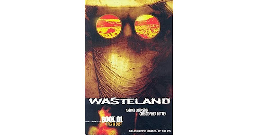 Wasteland, Book 1: Cities in Dust (Wasteland #1)